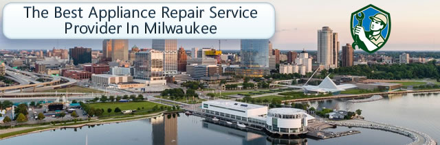 Schedule your appliance service appointment in Milwaukee, WI 53263 today.